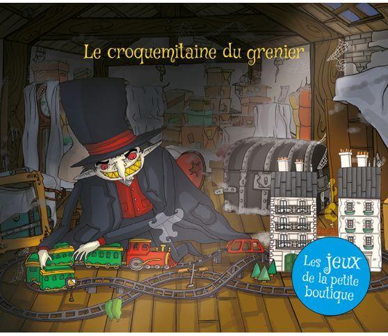 Le Croquemitaine du Grenier