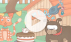 Les petites histoires de Mistigri #2 - Bon anniversaire