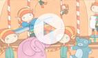Les petites histoires de Mistigri #3 - Joyeux Noël